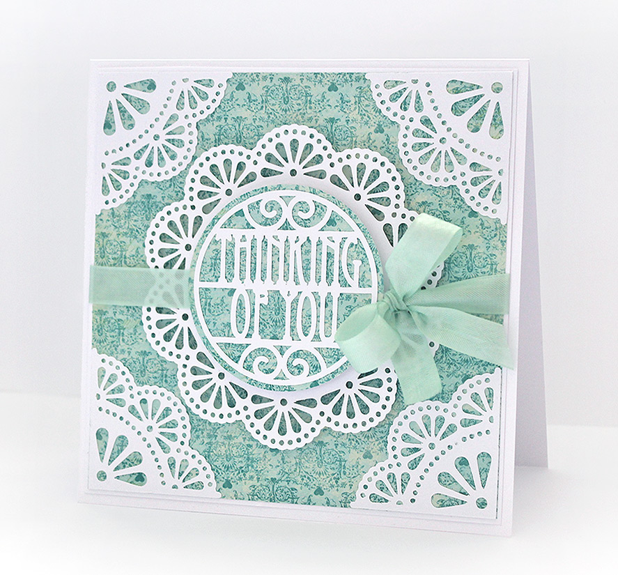 Download Doily Corners - Free Cut Files