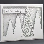 Winter Trees Card Cover 1