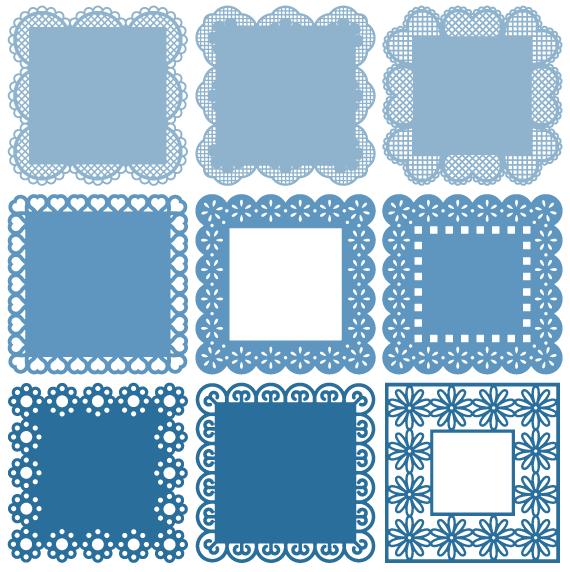Square Frames |