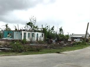 The destruction in Codrington was heart rending (Photo by Jeff Gerbracht)