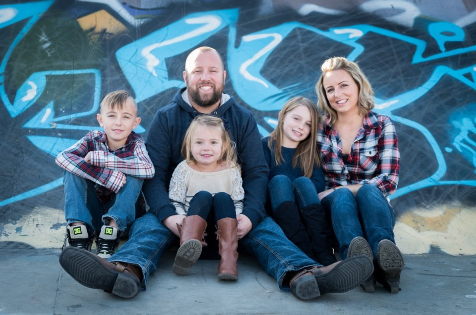 Hardcastle Family