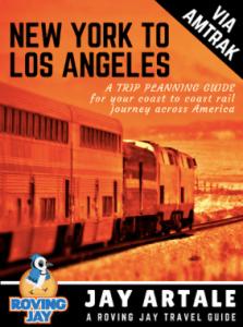 New York to Los Angeles via Amtrak