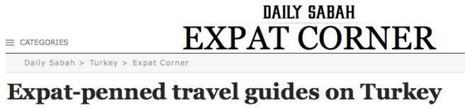 Daily Sahab Expat Corner Article Jay Artale