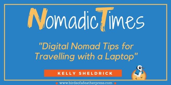 Nomadic Times Tips for Travelling with a laptop