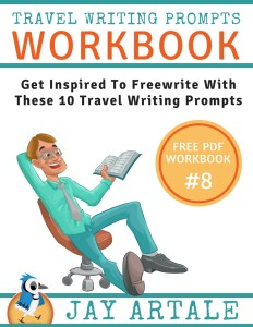 Travel Writing Prompts Workbook PDF 8