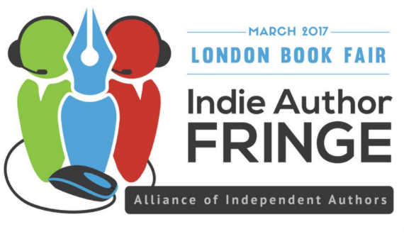 London Book Fair Indie Author Fringe 2017