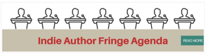Indie Author Fringe Agenda