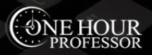 One Hour Professor Logo