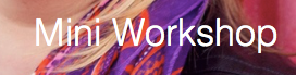 Amy Morse mini workshop for guest blogging