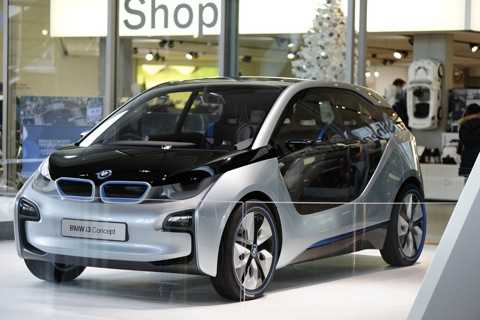Bild: Concept Car BMW i3 Concept.