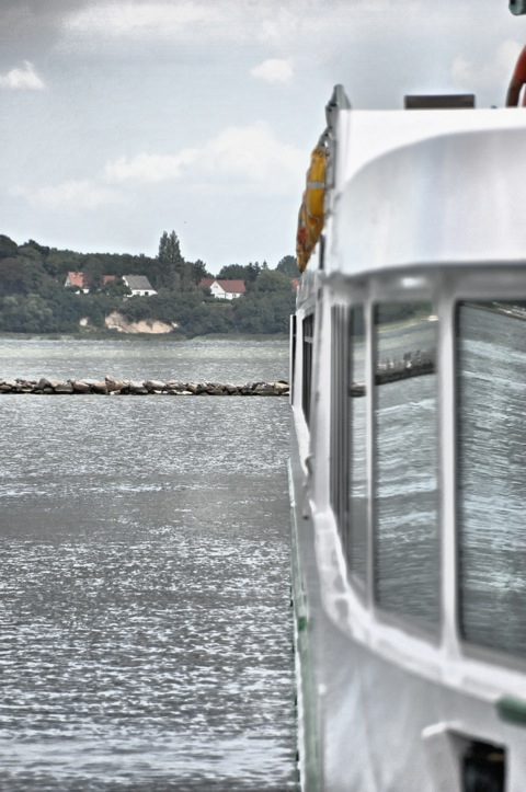 Bild: Impressionen von der Nordmole in Stralsund. NIKON D90 mit AF-S DX NIKKOR 18-200 mm 1:3,5-5,6G ED VR Ⅱ.