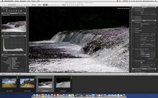 Bild: DxO Optics Pro 6 unter Mac OS X 10.7 LION.