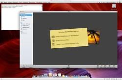 Bild: Mac OS X 10.8 Mountain Lion ist das aktuelle Betriebssystem für Apple's Macintosh Computer.