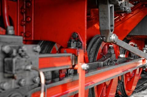 Bild: Mächtig unter Dampf - Dampflok an der MaLoWa in Klostermansfeld. ISO 200 ¦ f/75,6 ¦ 70 mm ¦ 1/160 s ¦ kein Blitz. Klicken Sie auf das Bild um es zu vergrößern.