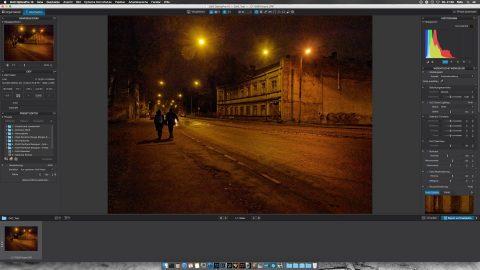 Bild: Das Ausgangsfoto unseres Tests zeigt starkes Bildrauschen. Klicken Sie auf das Bild, um es zu vergrößern.