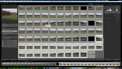 Bild: Das berechnete Panoramabild wird n Adobe's DNG RAW Fomat gespeichert, falls die Quellbilder ebenfalls im RAW Format vorlagen.