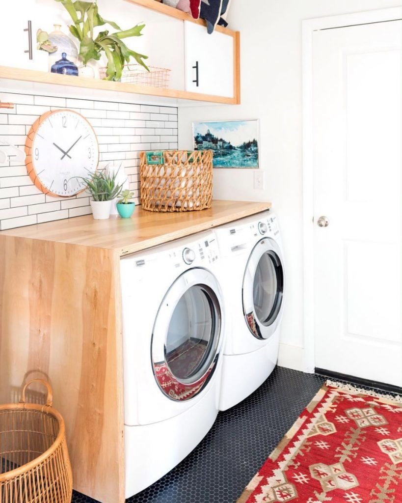 10 Laundry Room Ideas You'll Love | Birkley Lane Interiors on Laundry Room Decor Ideas  id=22519