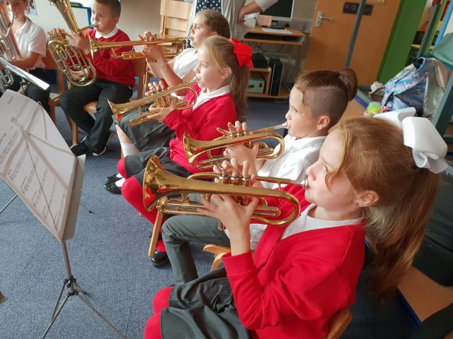 Introducing Birkwood Brass – Here they are…