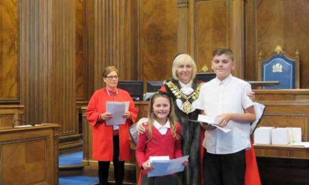 Cudworth Ward Alliance Academic Achievement Awards