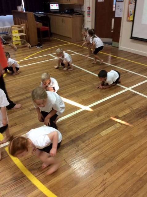 We love PE and we know what it is now!