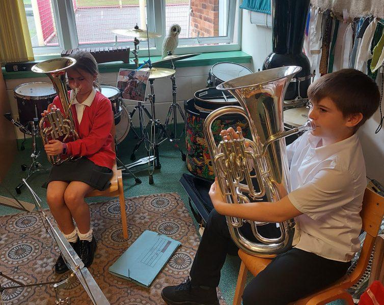 Welcome Back Birkwood Brass