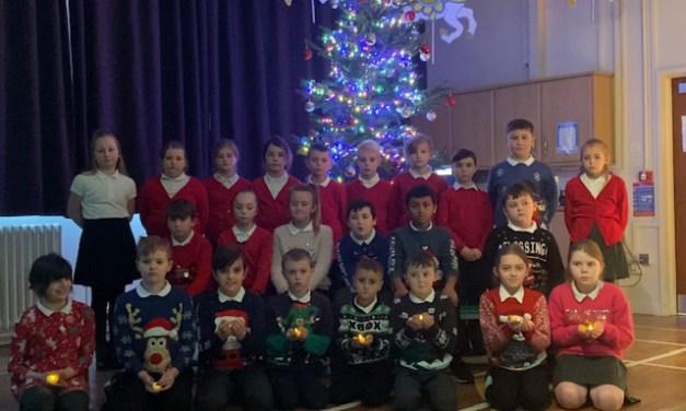 Christmas with the Robins