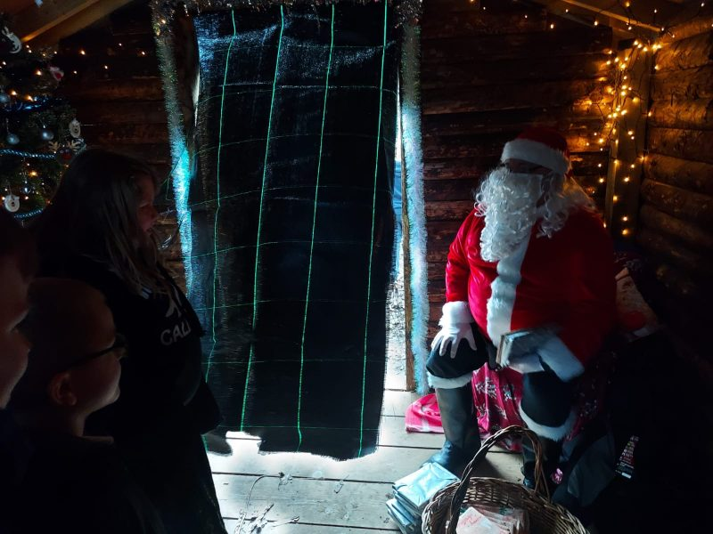 A Visit to Father Christmas