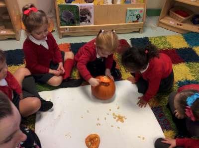 Pumpkin Explorers