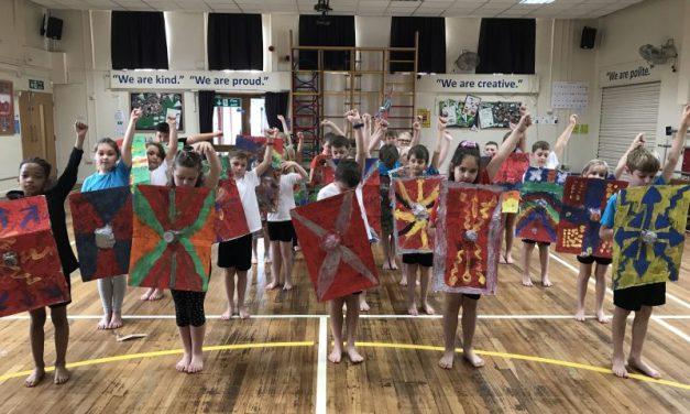 Roman Soldiers!