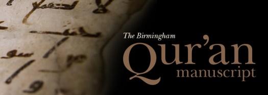 The Qur'an Manuscript display