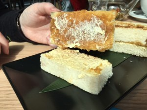 Chi Kitchen - Coconut Jam on Toast