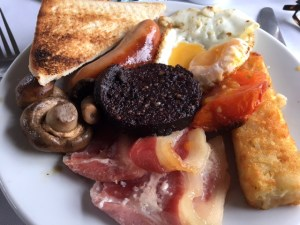 Flying Scotsman Full English