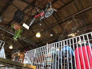 Mud Dock Cafe Bikes