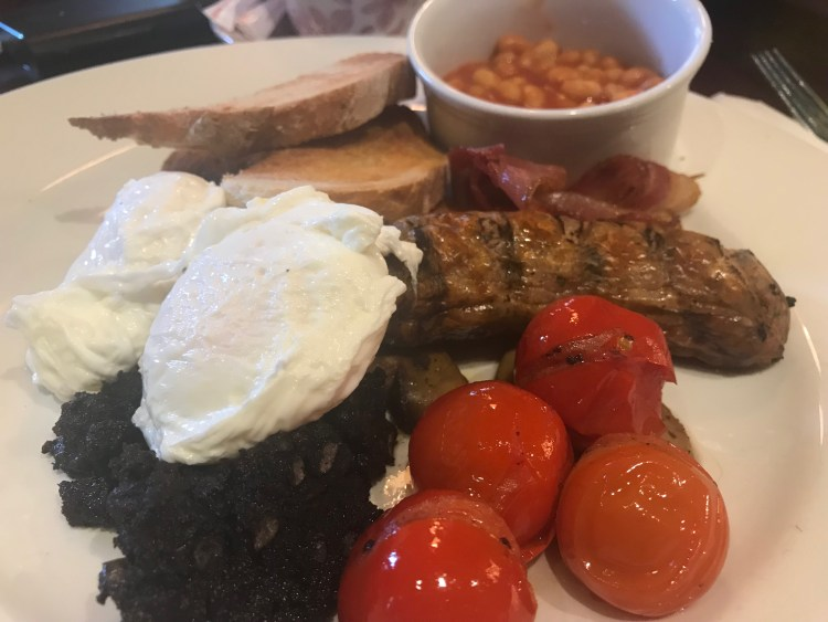 The Junction Full English Breakfast