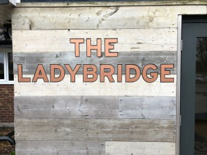 The Ladybridge Sign - Tamworth