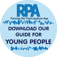 RPA young people icon
