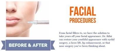Cosmetic Surgery Facial Procedure