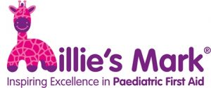 Millie's Mark. Inspiring Excellence in Paediatric First Aid.