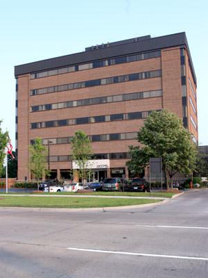 Birmingham Maple Clinic Building