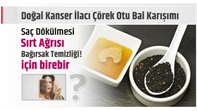 Photo of Kanser için Çörek Otu Bal Karışımı, Saç Dökülmesi, Sırt Ağrısı Bağırsak Temizliği için İdeal!