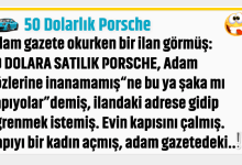 Photo of 50 Dolarlık Porsche