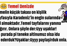 Photo of Temel Denizde