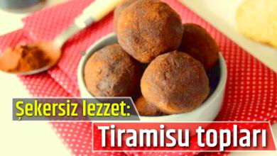 Photo of Şekersiz lezzet: Tiramisu topları