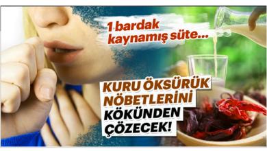 Photo of Kuru Öksürük Nöbetlerini Kökünden Çözecek!