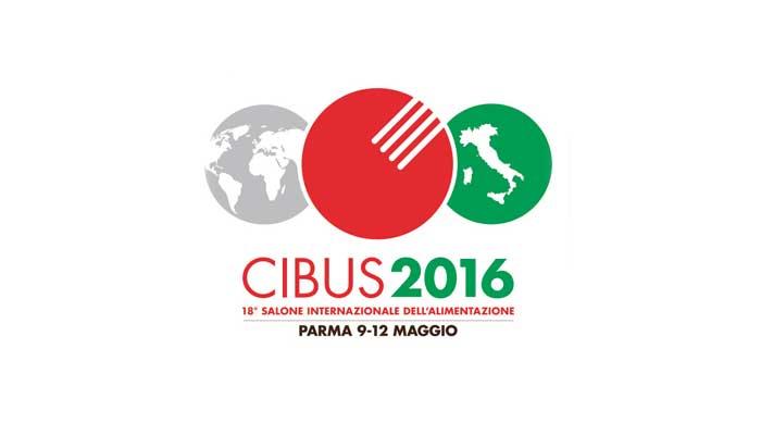 Cibus 2016, dal 9 al 12 maggio a Parma