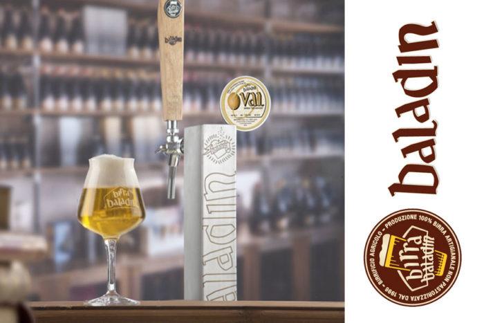 Nuova birra OVAL da BALADIN!