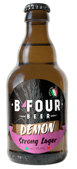 strong lager demon b four