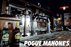 Pogue Mahone's Milano Zona 5