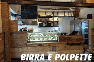 Birra e polpette Milano sud zona 5 porta romana