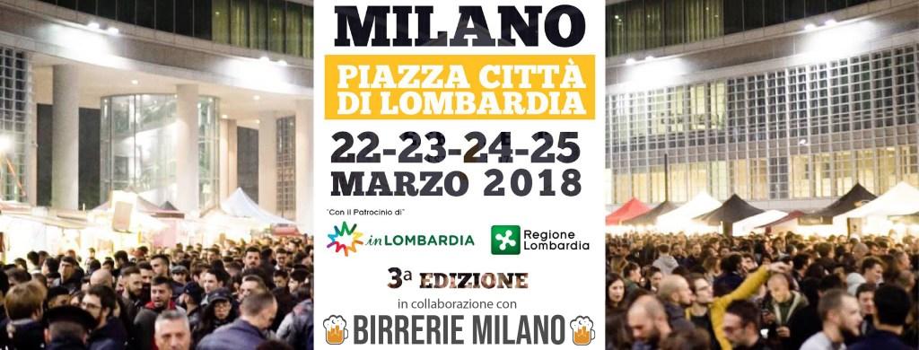 Lombardia Beer Fest Primavera 2018 Milano